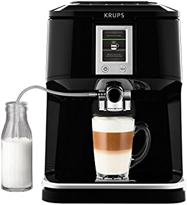 Krups EA850B - Cafetera automática, 1450 W: Amazon.es