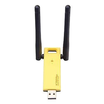 RTL8812AU 1200M Dual Band 2.4G 5G Wireless Network Card USB 3.0 Wi-Fi Receiver