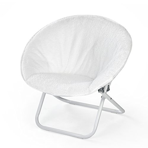 Heritage Kids Kids Saucer Chair, White by Heritage Kids