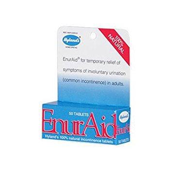 New - Hyland's EnurAid - 50 Tablets