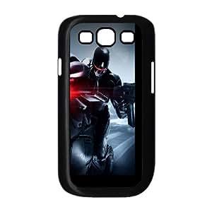 Samsung Galaxy S3 9300 Cell Phone Case Black_Robocop In Action Ldbyj