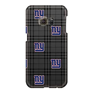 Protective Hard Cell-phone Cases For Samsung Galaxy S6 (snd2374WVTe) Allow Personal Design Fashion New York Giants Skin