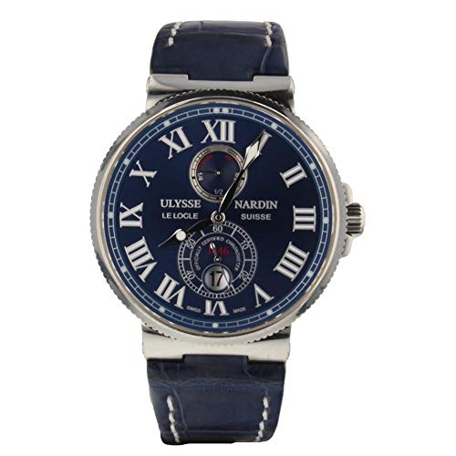 Ulysse Nardin Maxi Marine Automatic-self-Wind Male Watch 263-67-3/43 (Certified Pre-Owned) (Ulysse Maxi Nardin)