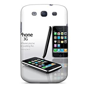 DaMMeke Fashion Protective Iphone 3g Widescreen Case Cover For Galaxy S3
