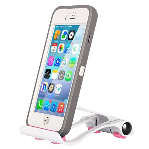 pink bear ipod 4 case - 9