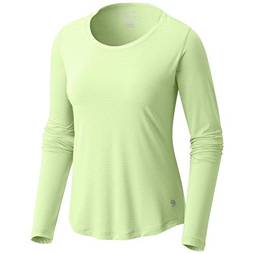 Mountain Hardwear Women's Wicked Lite Long Sleeve T-Shirt, Headlamp, ()