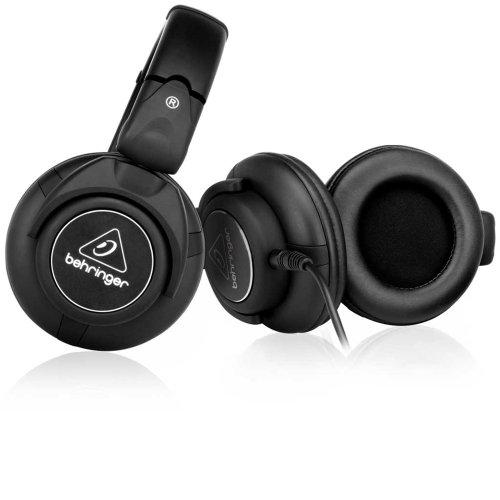 Behringer HPX6000 Over-ear Black