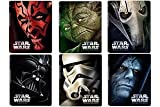 Star Wars Episode I II II IV V VI Steelbook Complete Collection (Blu-Ray Disney)
