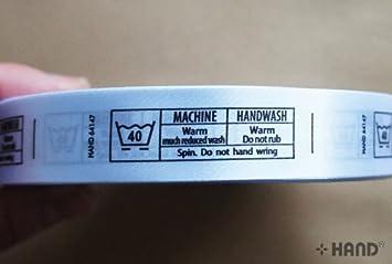 handwäsche in der waschmaschine waschen