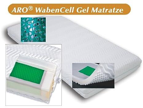 ARO Artländer 9213310 - Colchón de gel tipo colmena (medicott, 60 x 120 cm