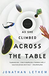 As She Climbed Across the Table: A Novel