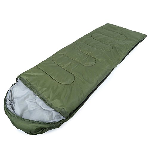 gangnumskythaii Sleeping Bag Tents Accessories Camping Mat Sun Shelter Sea Sand Beach Hiking Fishing Hunting Outdoor Waterproof Keep Warm Four Seasons Spring Summer GREEN (Mimosa Furniture Outdoor)
