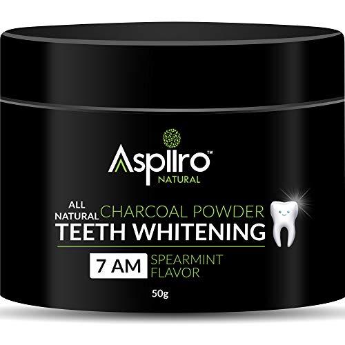 Aspiiro Natural Teeth Whitening Powder, Pack of 2