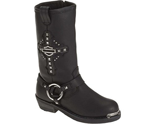 Harley-Davidson Women's Mila Motorcycle Riding Boots - D87062