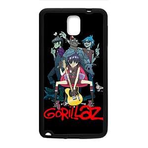 DASHUJUA Gorillaz Guitar prince Cell Phone Case for Samsung Galaxy Note3