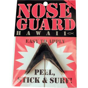 - Surfco Hawaii Shortboard Smoke Nose Guard Kit