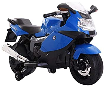 Buy Toyhouse Bmw Superbike 12v Rechargeable Battery Operated Ride On