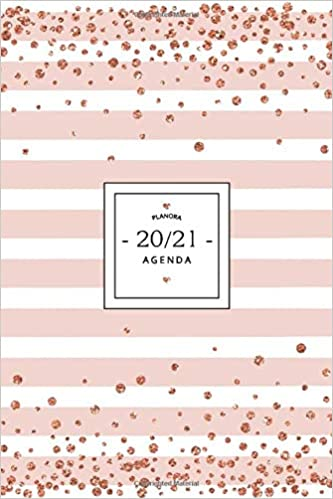 Calendario 2021 Luglio Dicembre Agenda 2020 2021: Calendario 2020 2021 Luglio 2020 a Dicembre 2021