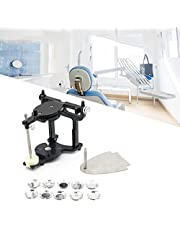 Dental Lab Magnetic Denture Articulator Laboratory Instruments Adjustable Equipment Denture Teeth Articulator for Dentist