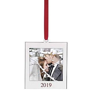Lenox 870946 Silver Plate Love Frame Ornament