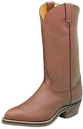 Tony Lama Men's Western Work Boot Medium Toe Natural 10 D...