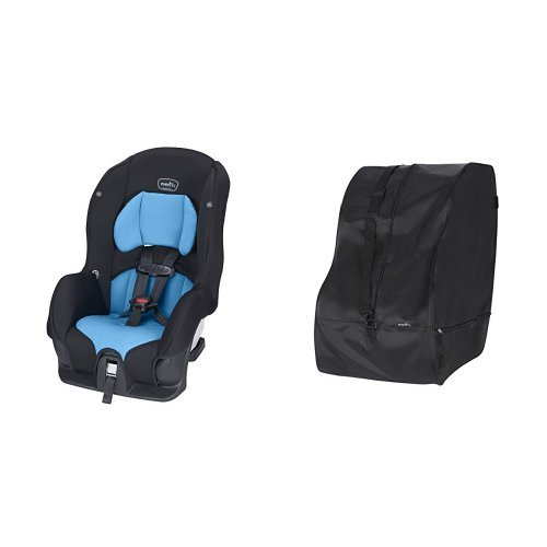 evenflo car seat travel bag - 8