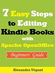 7 Easy Steps to Editing Kindle Books with Apache OpenOffice