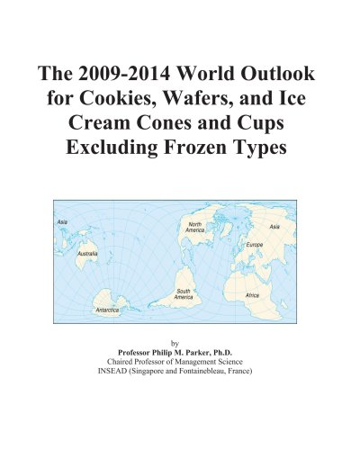 The 2009-2014 World Outlook for Cookies, Wafers, and Ice Cream Cones and Cups Excluding Frozen Types