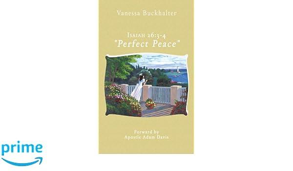 Isaiah 26:3-4 Perfect Peace: The Last Single-Digit