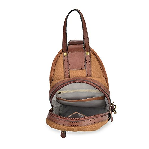 Yxngbo For 1 Sports Bag Leisure Women Men And Messenger Retro Chest UrYUcq