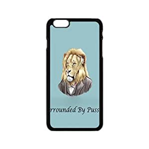 Happy Surrounded by pussies Case Cover For iPhone 6 Case