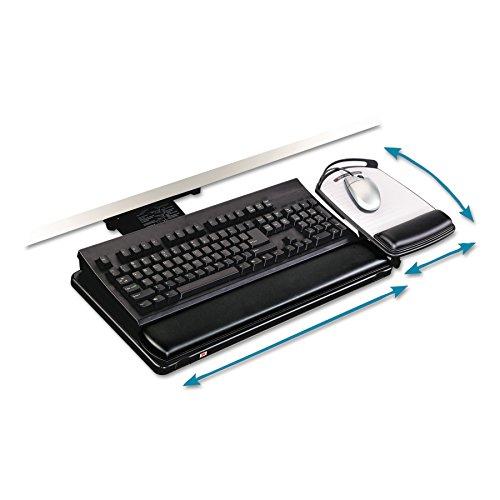 3M Keyboard Adjustable Platforms AKT80LE