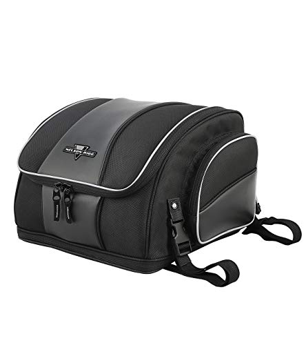 Nelson-Rigg NR-215 Route 1 Weekender Backrest Rack Bag - Nelson Rigg Tail Pack