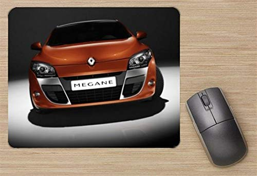 Renault Megane Coupe 2009 Mouse Pad, Printed Mousepad ()