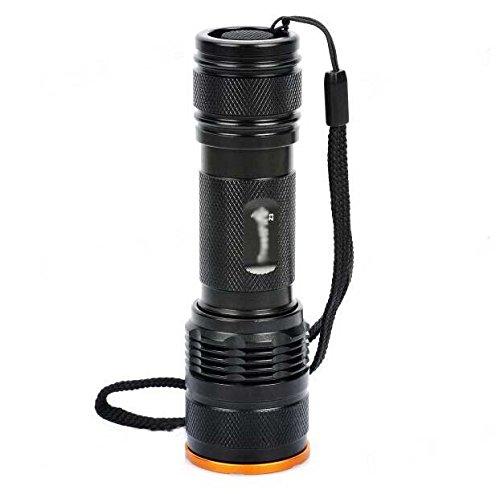 Mastiff Z3 Zoomable 1w 365 Nm Ultraviolet Radiation Uv LED C