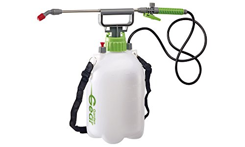 Garden Gear Garden Pressure Pump Action Sprayer 5 Litre use with Water...