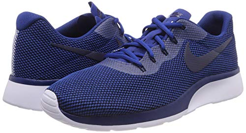 Gym NIKE EU Racer 404 de Homme Running 46 White Chaussures Compétition Tanjun Blue Multicolore Blackened BBw6rq8