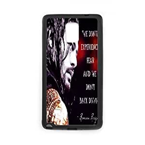 LSQDIY(R) roman reigns Samsung Galaxy Note 4 Case, Custom Samsung Galaxy Note 4 Phone Case roman reigns