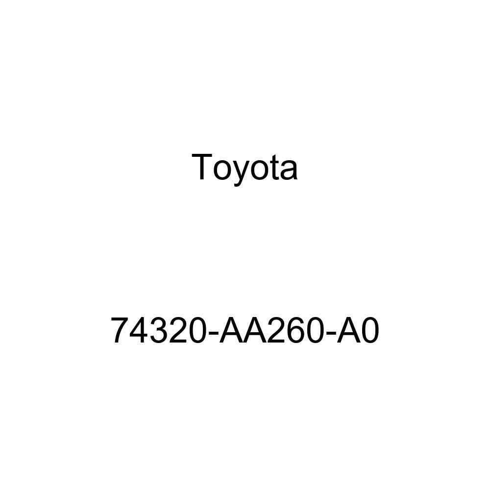 TOYOTA Genuine 74320-AA260-A0 Visor Assembly