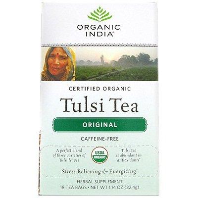 Original Tulsi Tea - Tulsi Tea- Original - 18 Bags