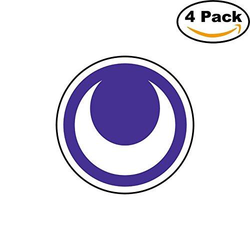 fan products of Al-Hilal Sudan Soccer Football Club FC 4 Stickers Car Bumper Window Sticker Decal 4X4