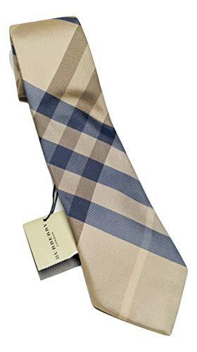 burberry ties for men brown - 9