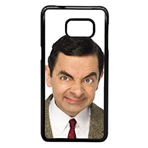 Printed Cover Protector Samsung Galaxy S6 Edge Plus Cell Phone Case Black Mr Bean Cgnym Printed Cover Protector