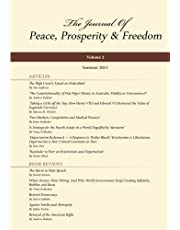 Journal of Peace, Prosperity and Freedom: Volume 2