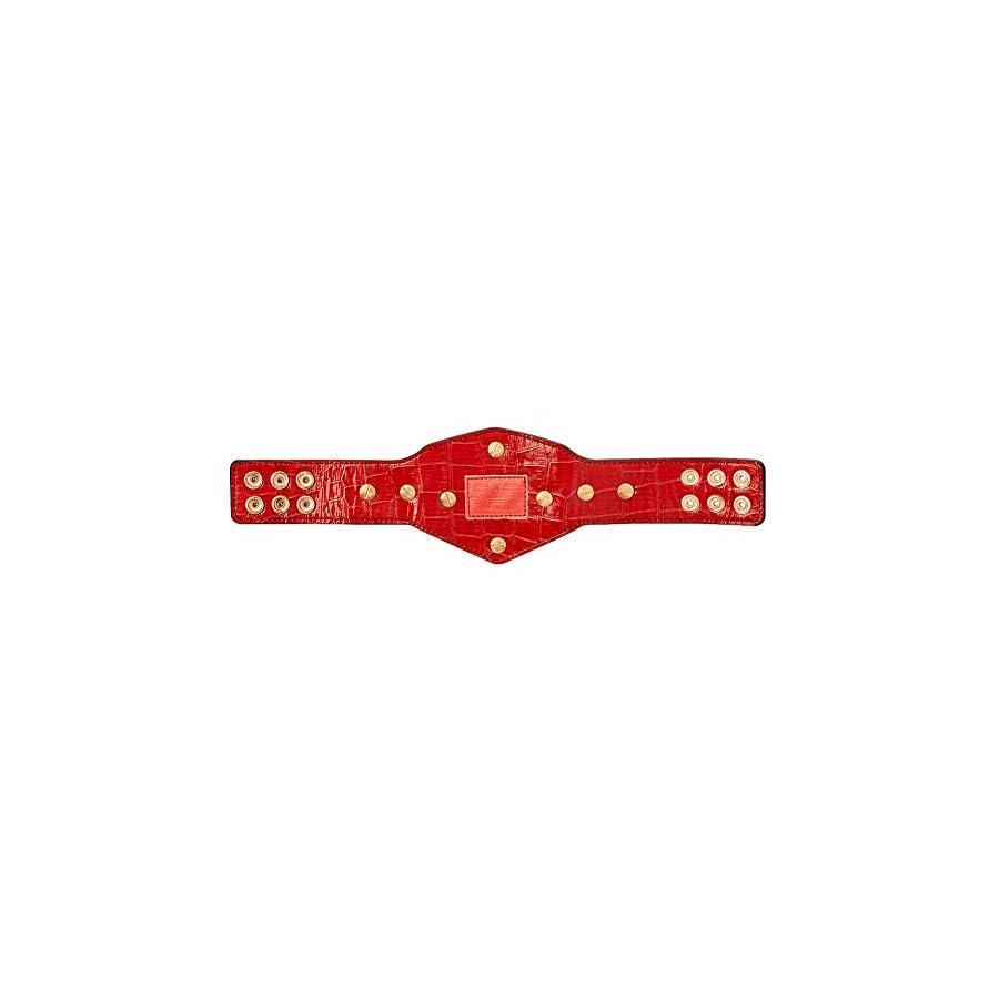 WWE Stone Cold Steve Austin Championship Mini Replica Title Belt Black