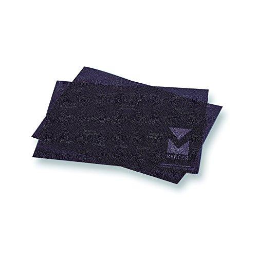 60 Grit 20-Pack Mercer Industries 418060 12 x 18 Floor Sanding Sheets