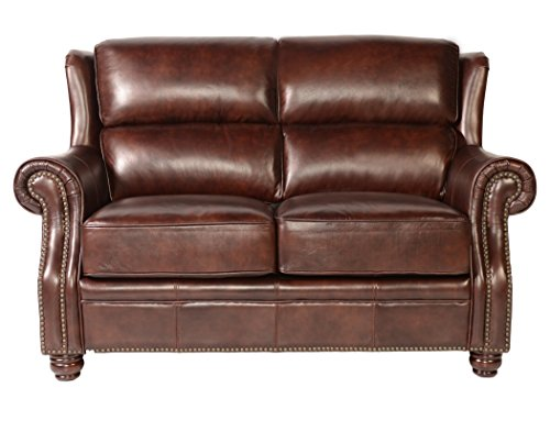 Lazzaro Leather WH-1418-20-3338 Appalachian Loveseat