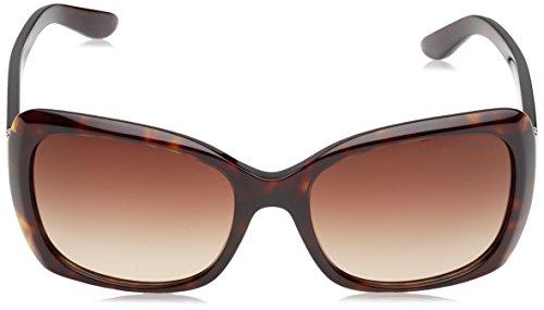 0b7e67edc7a Ralph Lauren - Lunette de soleil Mod.8134 - Femme Dark havana Brown gradient  ...