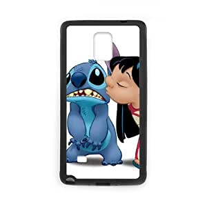 Samsung Galaxy S4 phone cases Black Lilo &amp Stitch AH432414