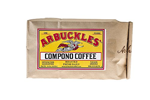 Arbuckle's Whole Bean Coffee (Compono Blend)